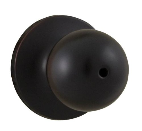 Weslock 00210G1G1FR20 Hudson Knob, Oil-Rubbed Bronze by Weslock