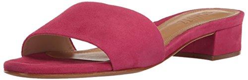Schutz Women's Elke Slide Sandal, Rose Pink, 7.5 M US 31gY4sxMohL