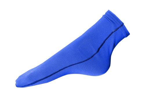 de polipropileno azul de buceo Calcetines de tubo aeroskin de Xwq4nIR