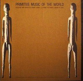 Primitive Music Of The World Label LP Personal Set