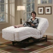 Med-Lift Economy Full Size Adjustable Bed