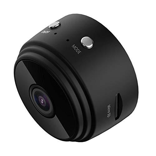 ZIXING Mini Spionage Camera Draadloos Verborgen Kleine Videocamera Wifi Volledige 1080P Hd Wifi Detectie Huisbeveiliging…