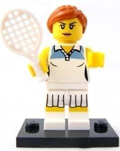 LEGO 8803 Minifigures Serie 3 - Minifigura de tenista