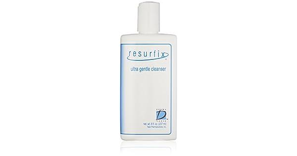 Amazon.com: resurfix Ultra Limpiador Suave, 8 oz: Luxury Beauty