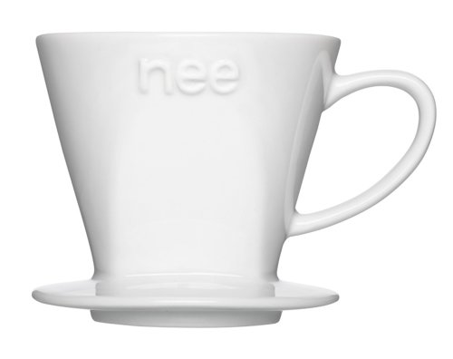 Nee Porcelain Coffee Dripper Size product image