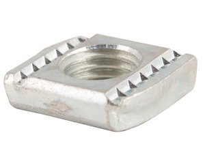 5/8''-11 Channel Nut For All Channel Sizes (3/8 Thick), (Pack of 10) by Fastenal Approved Vendor