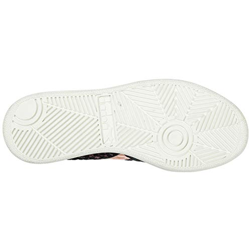 b blac de en Nuevo Heritage Elite Piel Deporte Diadora Zapatos Zapatillas Mujer qzP16PR