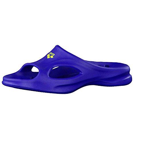 Hydrosoft yellow Plage Arena Hoo blue Chaussures 075 Et Jr De Adulte Mixte Bleu Piscine Bcq7qdP
