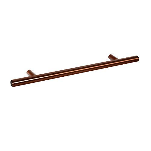 CKP Brand #3489-6-5/16 in. (160mm) Steel Bar Pull, Cinnamon - 10 Pack