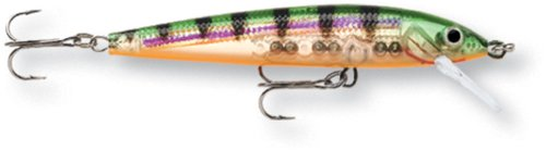Rapala Husky Jerk 14 Fishing lure (Glass Perch, Size- 5.5)