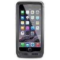 Honeywell SL42-065301-K-16 Captuvo SL42 Enterprise Sled for Apple iPhone 6S, Standard Range Imager with Laser Aimer, Extended Battery, Black
