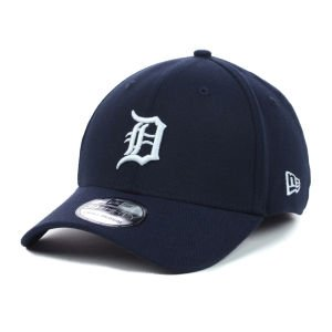 New Era Men's Team Classic 3930 Detroit Tigers Home Navy Hat MD/LG ()