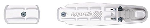 New Whitewoods Rottefella NNN Touring Auto Basic Cross Country Ski Bindings White