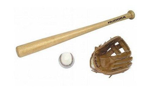 HUDORA 73000 Baseballset für Kinder