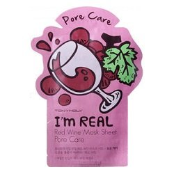 TONYMOLY-Im-Real-Red-Wine-Pore-Care-Mask-Sheet-21-g