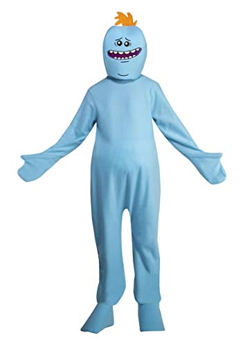 Palamon Adult Rick and Morty Mr. Meeseeks Costume -