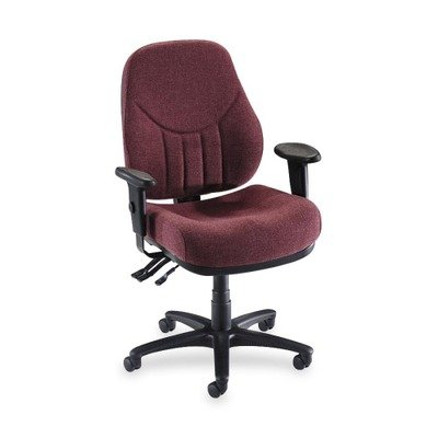 Lorell - Multi-Task Chair,High-Back,26-7/8quot;x26quot;x39qu