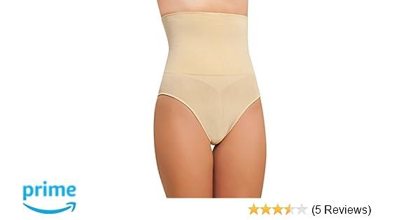 a03fdbad0bb NBB Women s Seamless High Waist Tummy Control Body Shaper Slimming  Shapewear Pants at Amazon Women s Clothing store