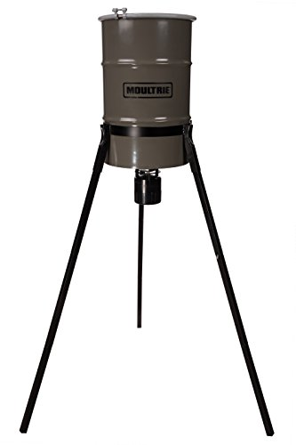 Moultrie 30 gallon Pro Hunter Tripod Feeder by Moultrie (Image #1)
