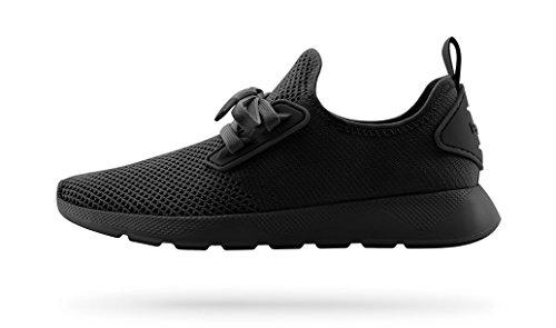 People Footwear Waldo Knit Sneakers Really Black Mens 13 i4Tl9