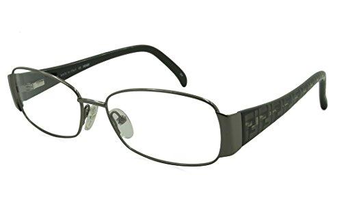 Fendi Reading Glasses - F937 Gunmetal