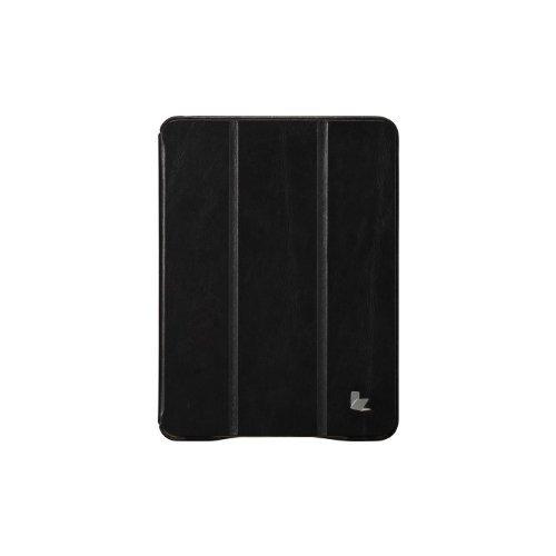 JISON Vintage Genuine Leather iPad mini with Retina Case, Black (JS-IM2-01A10)