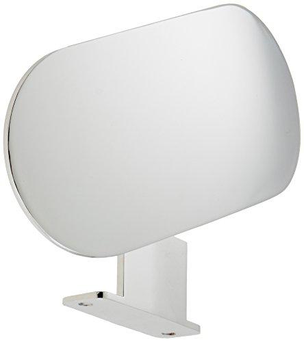 Attwood Chrome Plated Adjustable Ski Mirror Boat Mirror