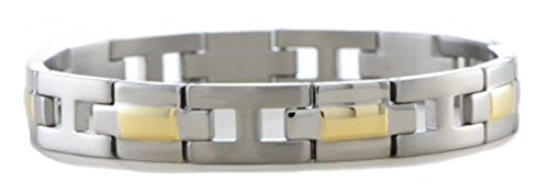 mens-two-tone-titanium-and-yellow-ip-9mm-link-bracelet-9