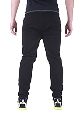 Encrypted Men's Premium Fleece Jogger Pants