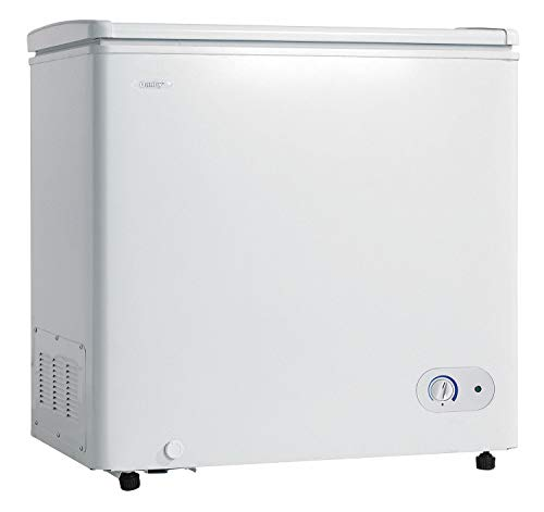 Danby 5.5-Cu. Ft. Chest Freezer in White