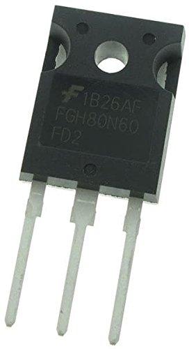 IGBT Transistors 600V 80A Field Stop 10 pieces