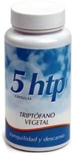 Triptófano 5-Htp (Vegetal, Tranquilidad y Descanso) 60 cápsulas de ...