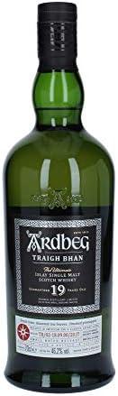 Ardbeg TRAIGH BHAN 19 Years Old Islay Single Malt Scotch Whisky Batch No. 2 46,2% - 700 ml in Giftbox