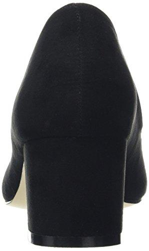 black Femme Noir Escarpins Knock Carvela RFqPWvgF