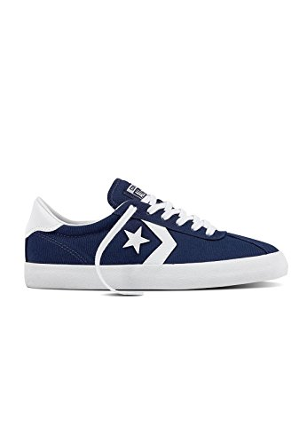 Converse Womens Breakpoint Low Top Sneaker Blue
