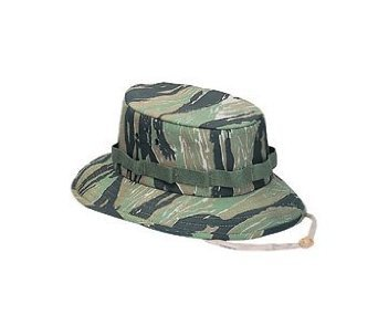 Rothco Tiger Stripe Jungle Hats (Small)