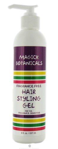 MAGICK BOTANICAL Gel Styling Fragrance Free, 8 Ounce
