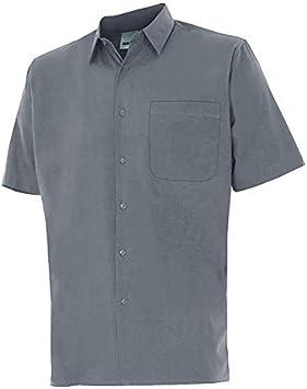 Velilla P5318Xl - Camisa manga corta un bolsillo: Amazon.es ...