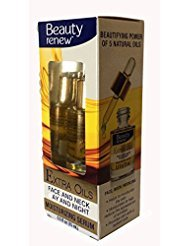 Beauty Renew Extra Oils Face and Neck Day and Night Moisturizing Serum ()