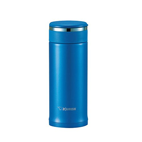 Zojirushi SM-JB36AJ Tuff Mug, 12-Ounce/0.36-Liter, Indigo Blue by Zojirushi