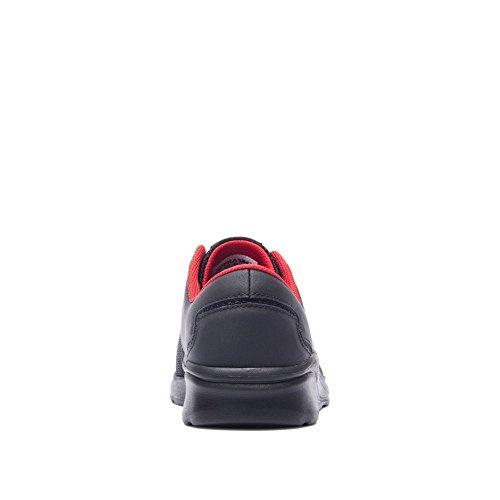 Supra Femmes / Hommes Noiz Sneaker Noir / Rouge - Noir