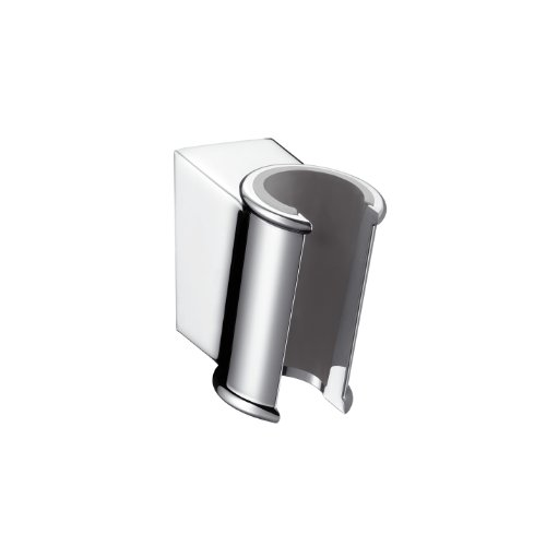 Hansgrohe 28324820 Porter C Hand Shower Holder, Brushed Nickel - Hansgrohe Porter E Holder