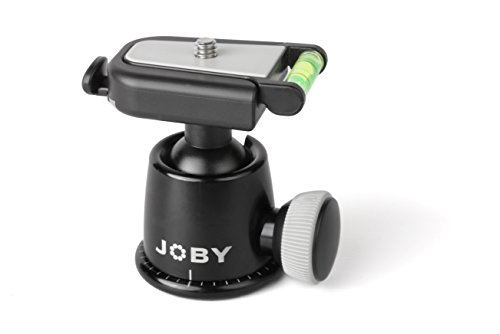 JOBY GorillaPod SLR Zoom. Flexible Tripod with Ballhead Bundle for DSLR and Mirrorless Cameras Up To 3kg