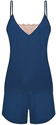 Conjunto de pijama Curto - Modal Lupo Feminino