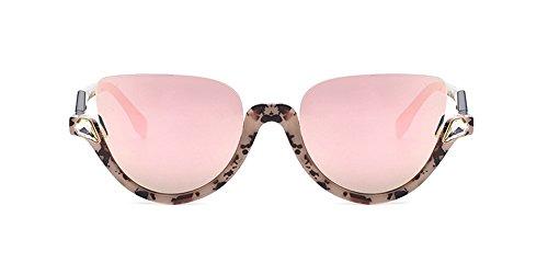 vue de Dames demi KINDOYO soleil de Dernier soleil Mode Vintage style petites cerclées lunettes rondes Femmes Style 02 lunettes de Lunettes gFwU0w