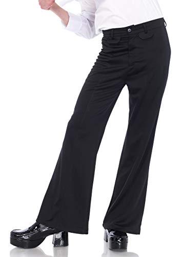 Leg Avenue Men's Costume, Black, X-Large