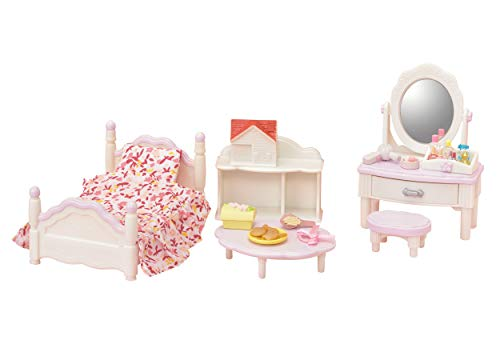 Calico Critters Bedroom & Vanity Set ($100 Sets Bedroom Vanity Under)