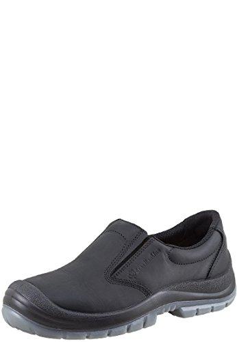 de protección Mujer Talla de Negro 39 Piel Calzado Color CanadianLine para qwSFE7xnt