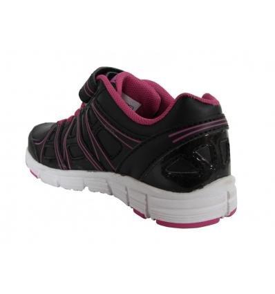 Chaussures de sport pour Garçon et Fille KAPPA 302E4M0 ULAKER C32 BLACK-FUSHIA