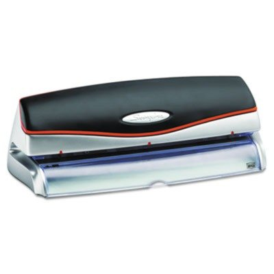 SWI74520 - Swingline Optima 20-Sheet Capacity Electric Three-Hole Punch by Swingline